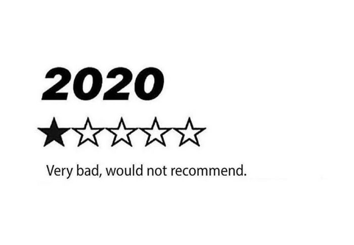2020: Very bad, would not recommend.